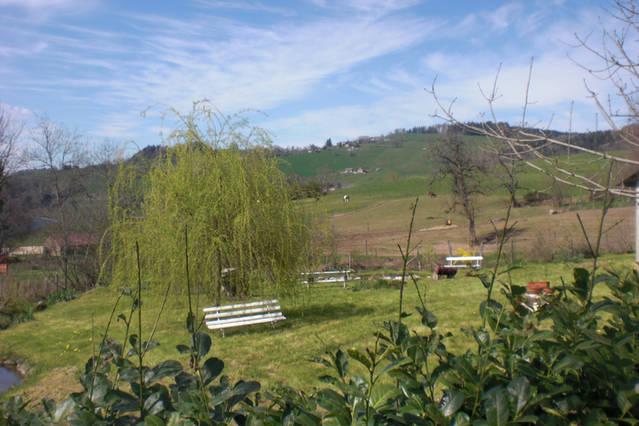 Aire camping-car à Bauche (73360) - Photo 2